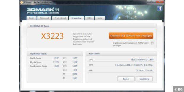 Zotac Geforce GTX 680 im Test - PC-WELT
