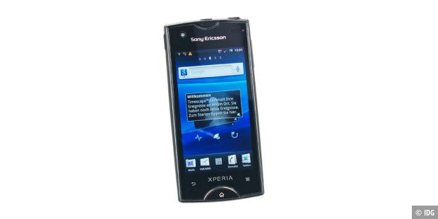 Sony Xperia Ray kostet nur noch 191 Euro (Stand: 20.April 2012)