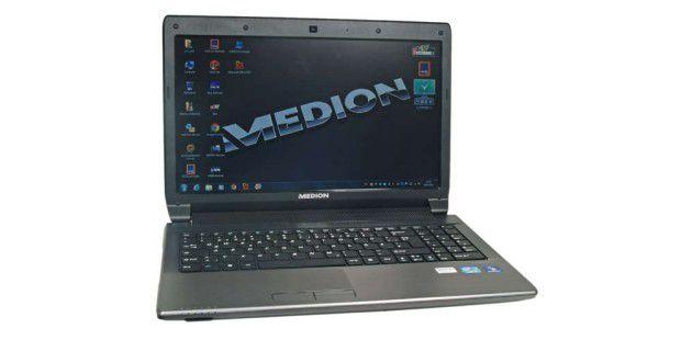Medion Akoya E6228 im Test.