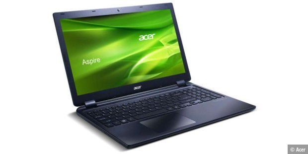 Ultrabook mit 15,6-Zoll-Display im Test: Acer Aspire Timeline Ultra M3