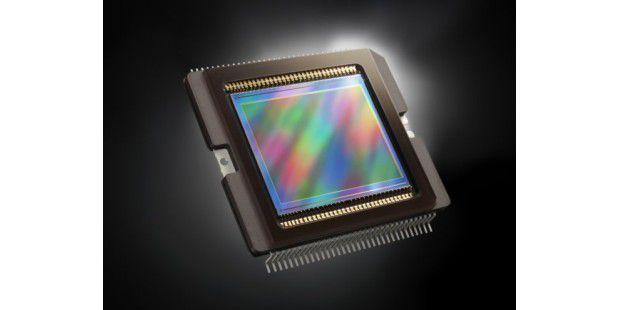 Die Canon Powershot G1 X setzt einen CMOS-Sensor mit 14,2Megapixeln ein.