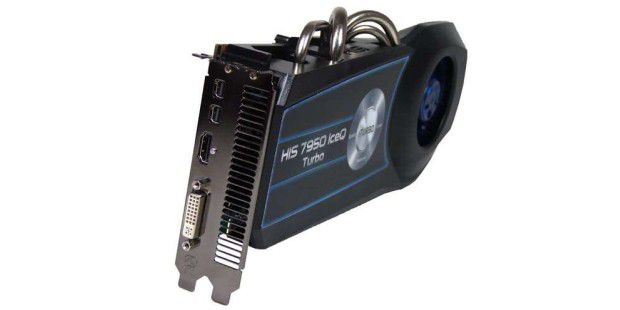 HIS Radeon HD 7950 IceQ Turbo im PC-WELT-Test.