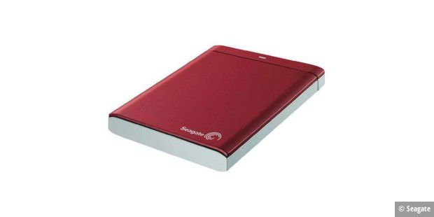 Seagate Backup Plus Portable 500 GB USB 3.0 im Test