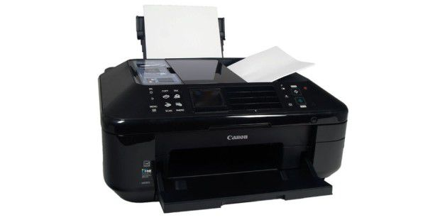 Tinten-Multifunktionsgerät mit üppiger Ausstattung: Canon Pixma MX895