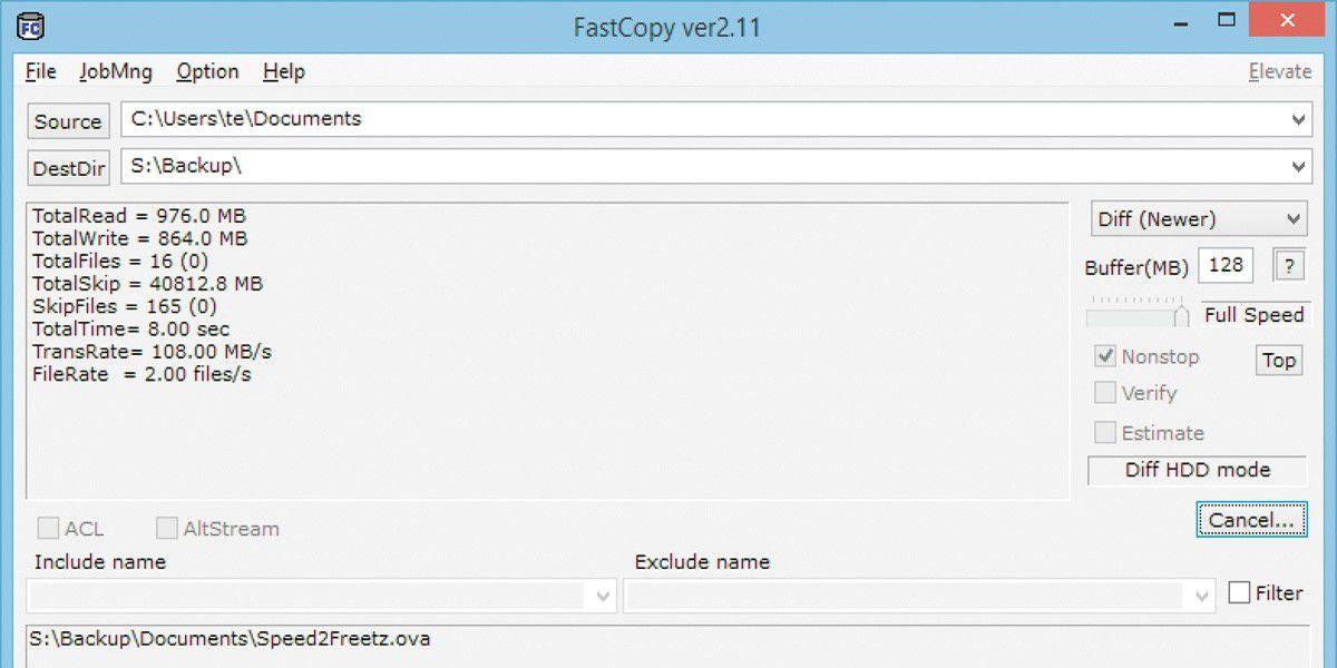 Schnell Kopien und Backups erstellen - PC-WELT