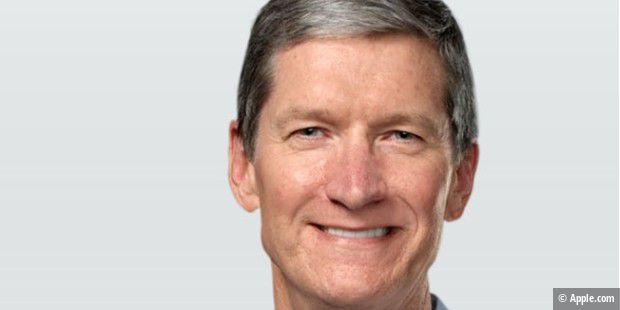 Apple-Chef Tim Cook hat gewonnen