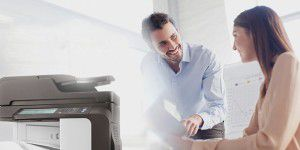 Anzeige: Samsung Business Core Printing Solution