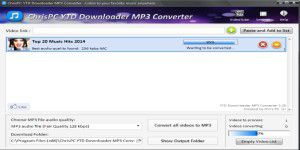 Youtube-Tool: ChrisPC YTD Downloader MP3 Converter