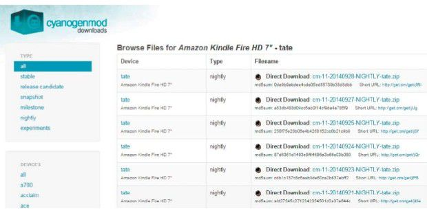 E-Tablets: Kindle Fire with custom ROM – how it works – PC World