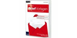 Franzis Quick & Easy Brief Vorlagen