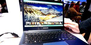 CES: Das Samsung Ativ Book 9 im Hands-On