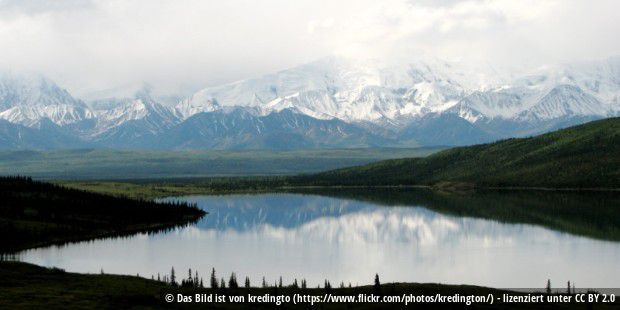 Denali Reflection
