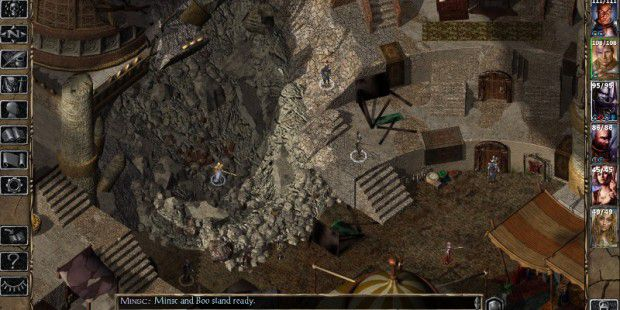 Baldur´s Gate: Schatten von Amn (Enhanced Edition)