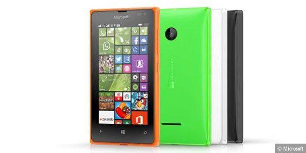 Microsoft bringt Lumia 435 und 532 zum Kampfpreis