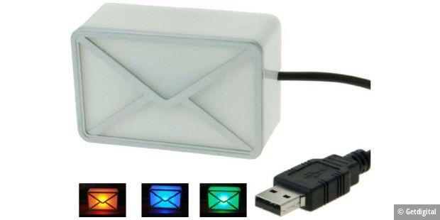 getDigital USB Tassenw/ärmer mit LCD-Display