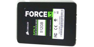 Test: Preisgünstige SSD Corsair Force LX