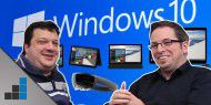 Video: Windows 10 gratis, HoloLens & mehr