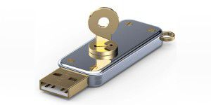 Eleganter Windows-Log-in per USB-Stick