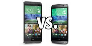 Video: HTC Desire 820 vs. One M8 im Soundcheck