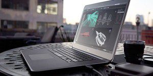 Dell Precision M3800: Workstation mit Ultrabook