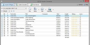 EZ CD Audio Converter Free