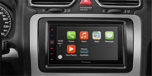 Apple Infotainment