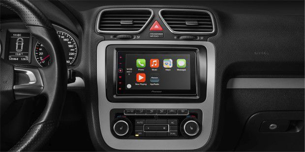 carplay und mirrorlink im auto nachr sten ein praxistest. Black Bedroom Furniture Sets. Home Design Ideas