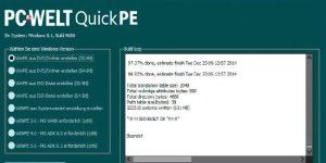 Notfall-System: PC-WELT-QuickPE