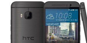 HTC One M9: Video-Leak enthüllt neues HTC-Flaggschiff