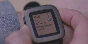 Pebble Time mit Farb-Display - Info-Video der Entwickler