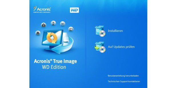 Acronis True Image WD Edition