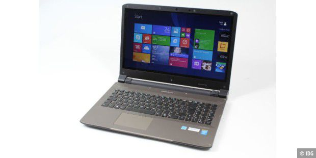 Aldi-Notebook im Test: Medion Akoya S6212T