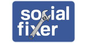 Browser-Add-On: Social Fixer