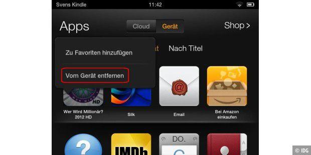 Die Besten Tipps Und Tricks Zum Amazon Kindle Fire Pc Welt