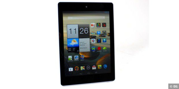 Mini-Tablet mit aktuellem Android 4.2.2: Acer Iconia A1