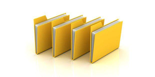 Systemordner lassen sich mit so genannten Shell-Befehlen gezielt öffnen.