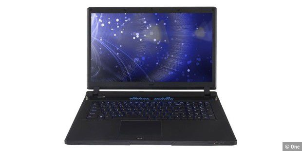 One K73-3S (Clevo P370SM), Notebook