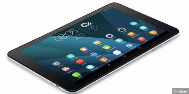 MediaPad T1 10: Android-Tablet ab 199 Euro