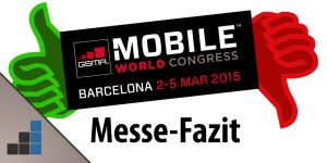 Video: MWC 2015 - Die Tops & Flops der Messe