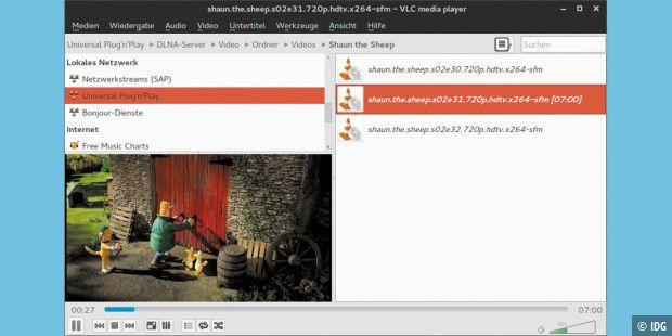 Die richtige Software für DLNA-Streaming - PC-WELT