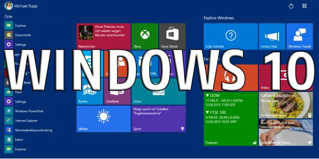 Windows 10: Alle Details zu allen Windows-10-Funktionen