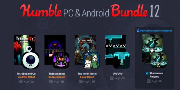 Humble Bundle für PC & Android