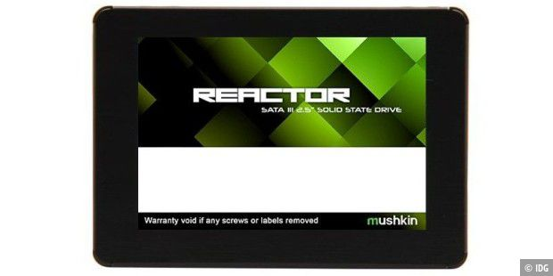 SSD im Test: Mushkin Reactor 1TB