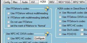 Advanced Codecs for Windows 7/8.1/10
