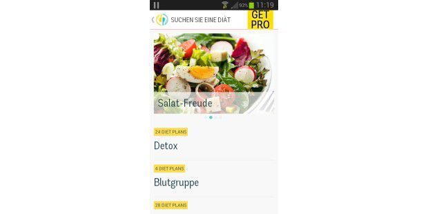 Diet Point • Deutsch