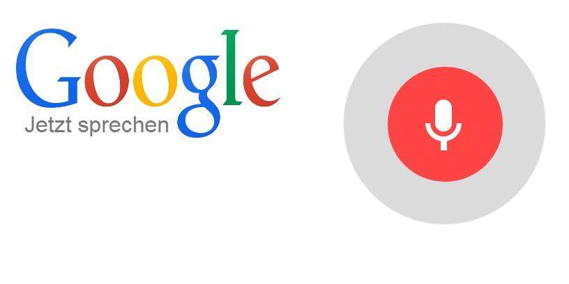 Google Jetzt Sprechen