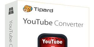 Gratis-Vollversion: Tipard YouTube Converter