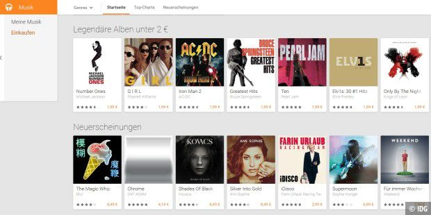Kostenlos Online Musik Hören, Streamen & Downloaden