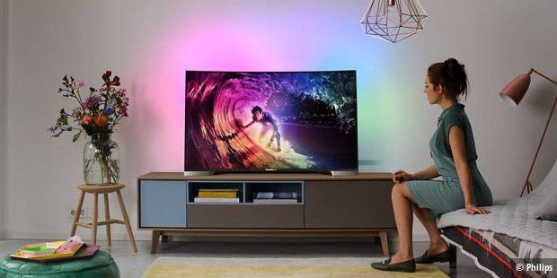 stimmungslicht am tv mit dem raspberry pi pc welt. Black Bedroom Furniture Sets. Home Design Ideas