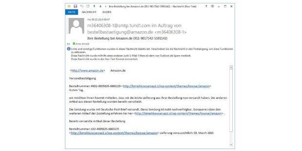 outlook mails herunterladen und auf server löschen